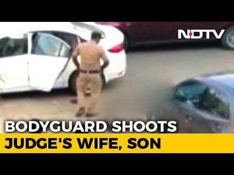 Gurgaon Judge's Wife, Shot By Guard, Dies In Hospital; Son Still Critical