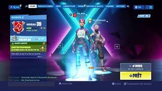 Live Fortnite personal party //top1 'skin'