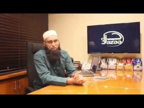 Junaid jamshed Interview As he is Also the Director for Jaza Foods & J DOT Clothing