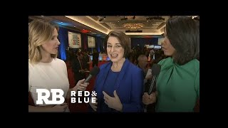 """Klobuchar: """"That debate was one for the record books in terms of all of the attacks"""""""