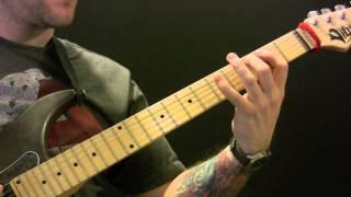 Radiohead Myxomatosis Guitar Lesson