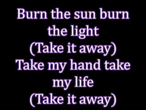 The Used - Take It Away (Lyrics)