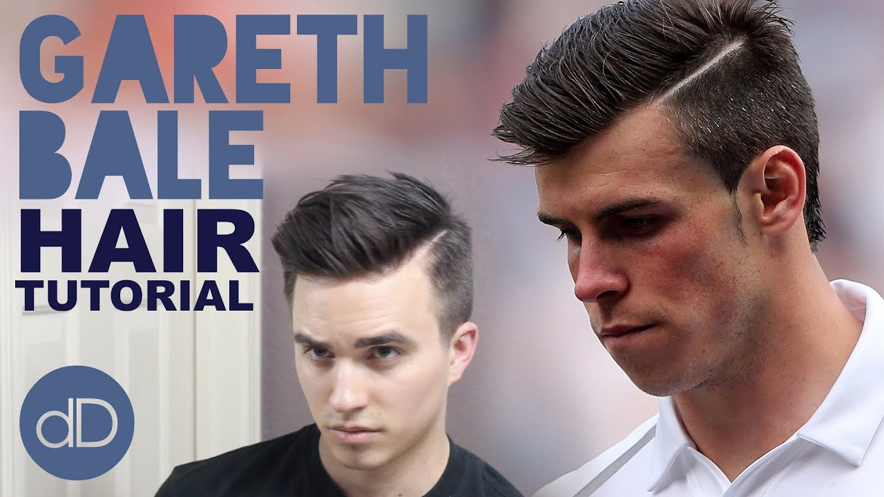 Gareth Bale Hairstyle Mens Hairstyles How To Dredrexler Youtube
