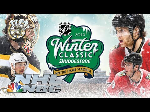 2019 NHL Winter Classic Preview: Boston Bruins vs. Chicago Blackhawks | NHL | NBC Sports