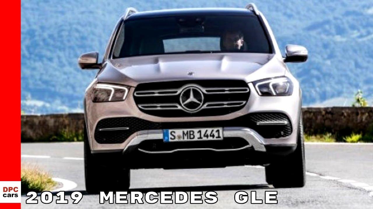 2019 Mercedes Gle Gle450 Youtube