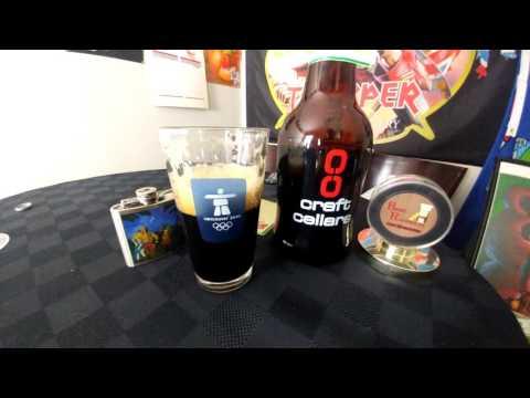 Booze Shorty - Cold Garden - The All-Nighter Vanilla Cappuccino Porter