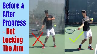 Breaking Bad Habits - On Court Interventions & Analysis With High Ranked Player