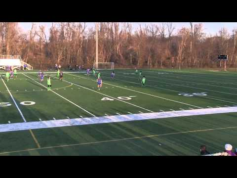 Patuxent Football Academy (CSC) Swarm (MD) vs. SAC United Premier (MD)  (part 1 of 2)