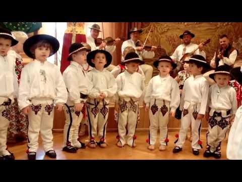 Taniec góralski- zbójnicki