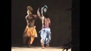Mayurbhanj Chhau Dance