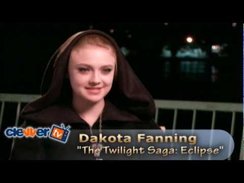 Dakota Fanning Interview - The Twilight Saga: Eclipse