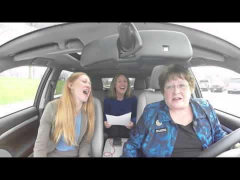 Bipartisan Car Karaoke