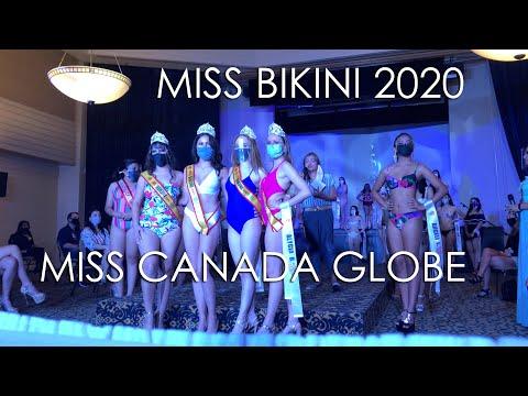 Miss Canada Globe Miss Bikini 2020 (4K)