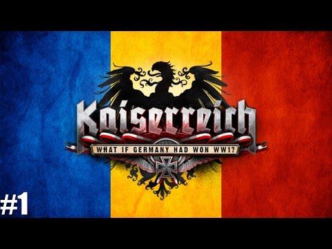 Hearts Of Iron IV | Kaiserreich | Iron Guard Romania | Ep 1 | Civil war