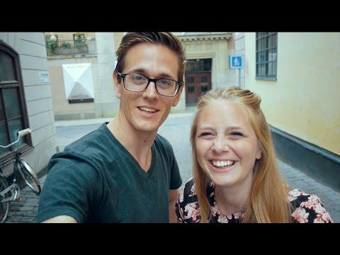 WE MADE FRIENDS! (Lets fika) - Travel vlog 156 [Stockholm]