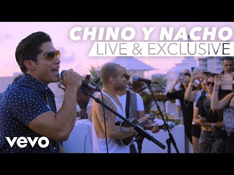 Video Chino y Nacho – Vevo GO Shows: Me Voy Enamorando