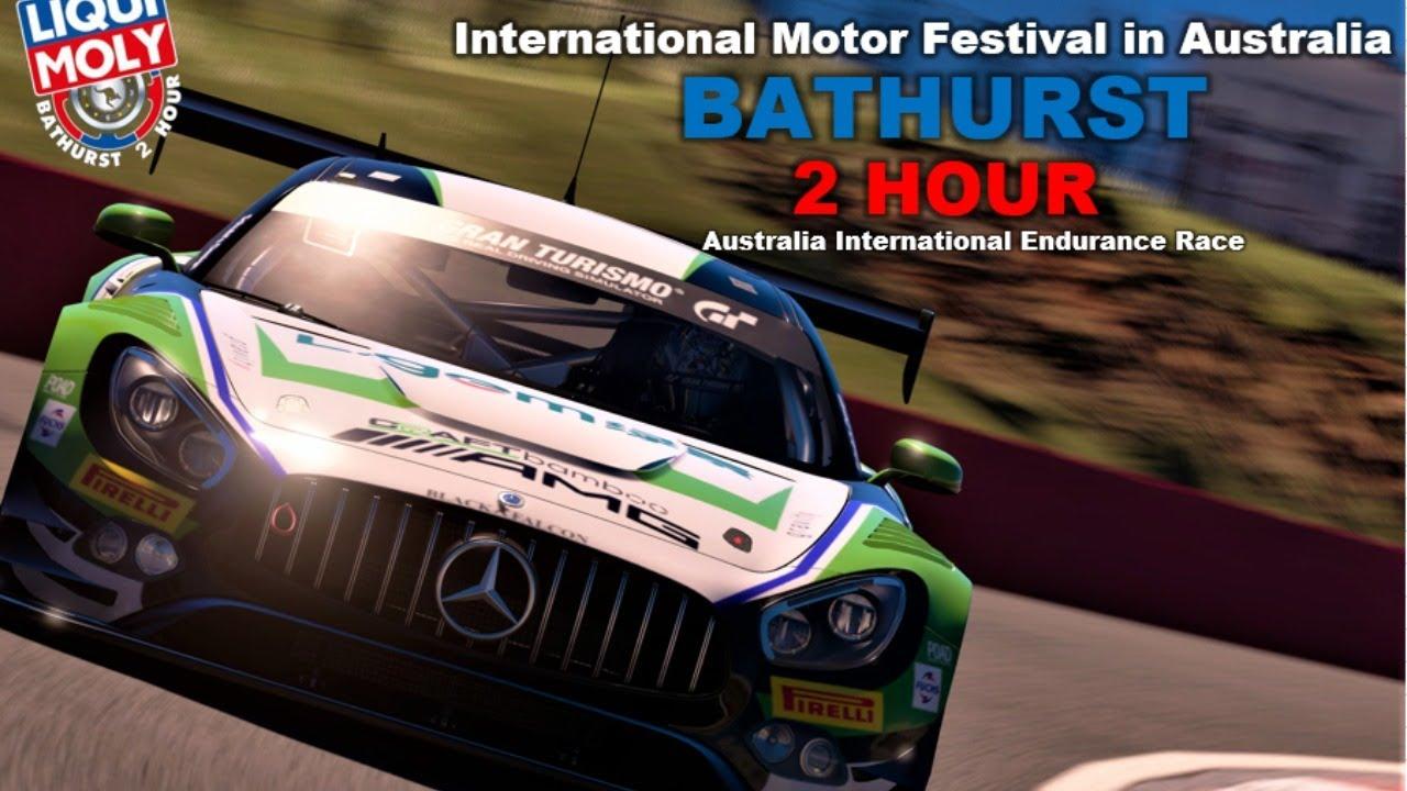 GTSPORT -IMFA- LIQUI-MOLY BATHURST 2HOUR FINAL RACE