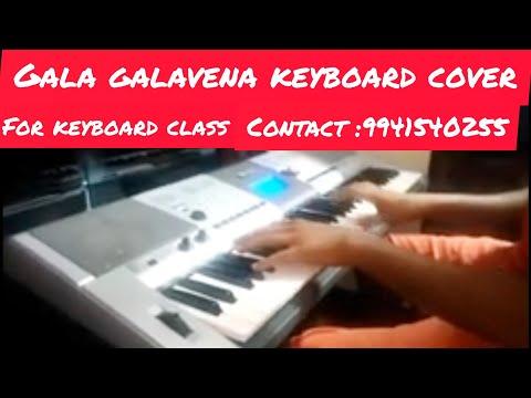 Gala Galavena   Rhythm Tamil Movie Songs   A. R. Rahman   for Keyboard Class contact 9941540255