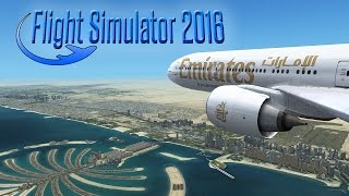 Flight Simulator 2016 [Stunning Realism]