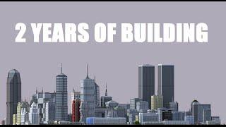 Minecraft - TITAN CITY [October 16, 2012 - October 16, 2014]