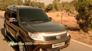 Exclusive-Tata Safari Storme first look