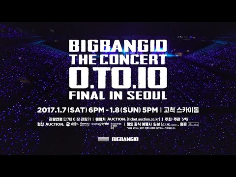 [BIGBANG10 THE CONCERT : 0.TO.10 FINAL IN SEOUL] TEASER