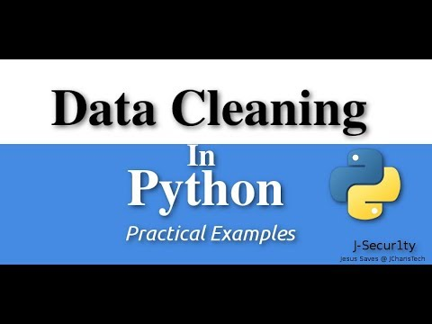 Data Cleaning In Python (Practical Examples)