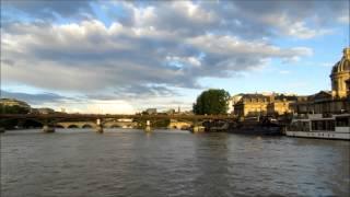 Париж: прогулка по Сене. май 2013 года(Водная прогулка по весеннему Парижу. Множество компаний предоставляют такую возможность туристам, посетив..., 2013-05-12T08:42:32.000Z)