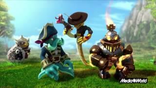 SKYLANDERS SWAP FORCE  - VIDEO RECENSIONE PS4 XBOX ONE
