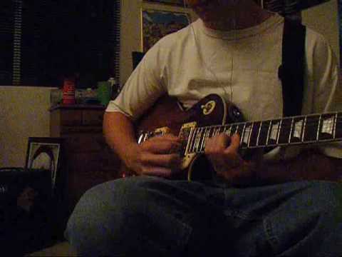 Eminem - Sing for the Moment guitar solo
