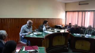 فيديو|محافظ الإسكندرية يجتمع بإدارات التموين استعدادا لرمضان
