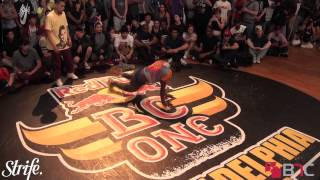 Tony T-Bags Vs Mighty Mouse | Finals | BC One Philadelphia Cypher 14