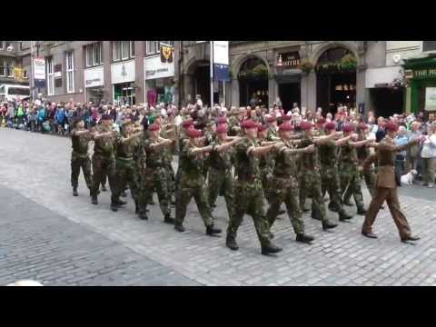 Armed Forces Day 2011 - Edinburgh