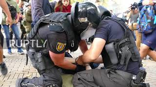 Ukraine: Clashes erupt at protest over deadly blaze at Odessa children's camp