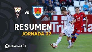 Resumen de Albacete BP vs CD Numancia (0-0)