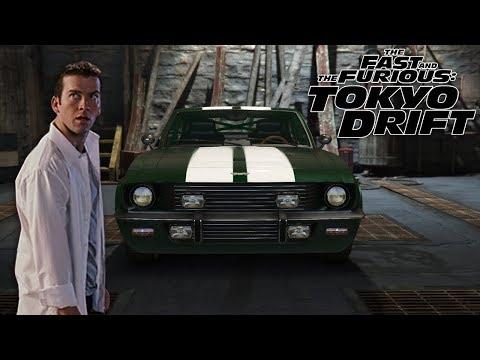 GTA 5 ONLINE - TOKYO DRIFT - 1967 FORD MUSTANG FASTBACK (RAPID GT CLASSIC) CUSTOM CAR BUILD