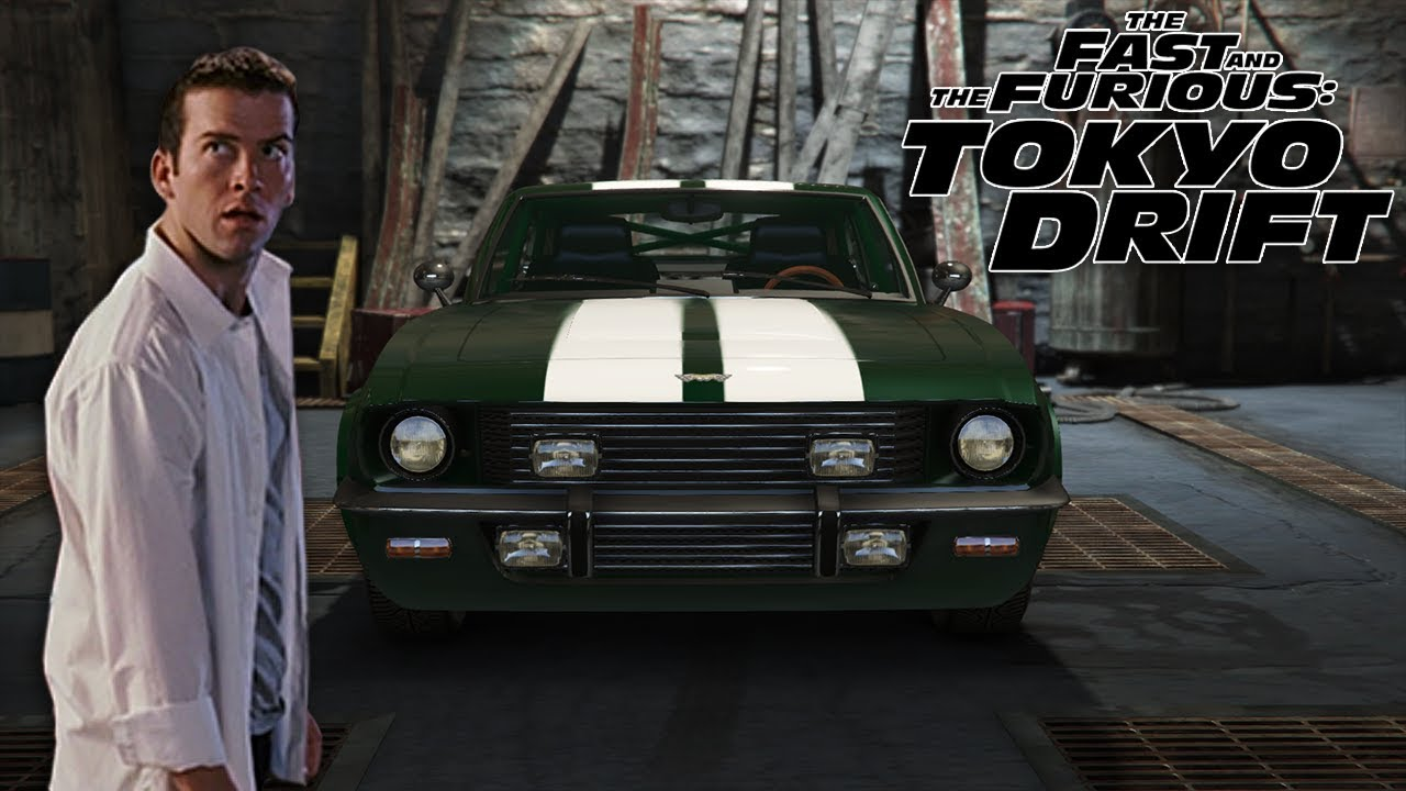Gta 5 online tokyo drift 1967 ford mustang fastback rapid gt classic custom car build