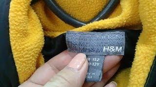 Обзор. СЕКОНД ХЕНД Спортивная одежда.ADIDAS/ PUMA/Куртка H&M/ Сумки.