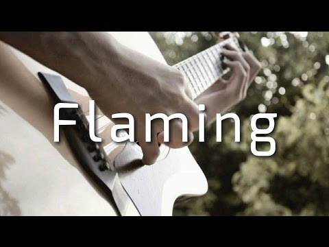 Flaming (Sungha Jung) - Mark Polawat Fingerstyle Guitarist