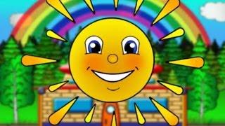 Mal Billy und lern die Farben – Cartoons für Kleinkinder