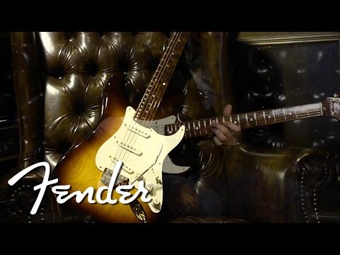 Fender Custom Shop Artisan Okoume Stratocaster Demo | Fender