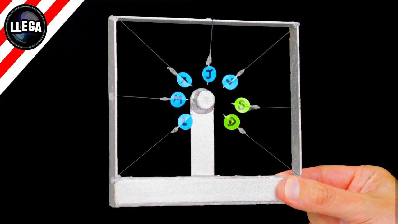 Caseros Llegaexperimentos Cómo Invento Con By Hacer Un Imanes Experimentos OkiuwPTXZ