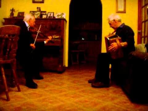 Manorhamilton Leitrim Ireland Irish traditional music John Hamilton & Sean Farrell