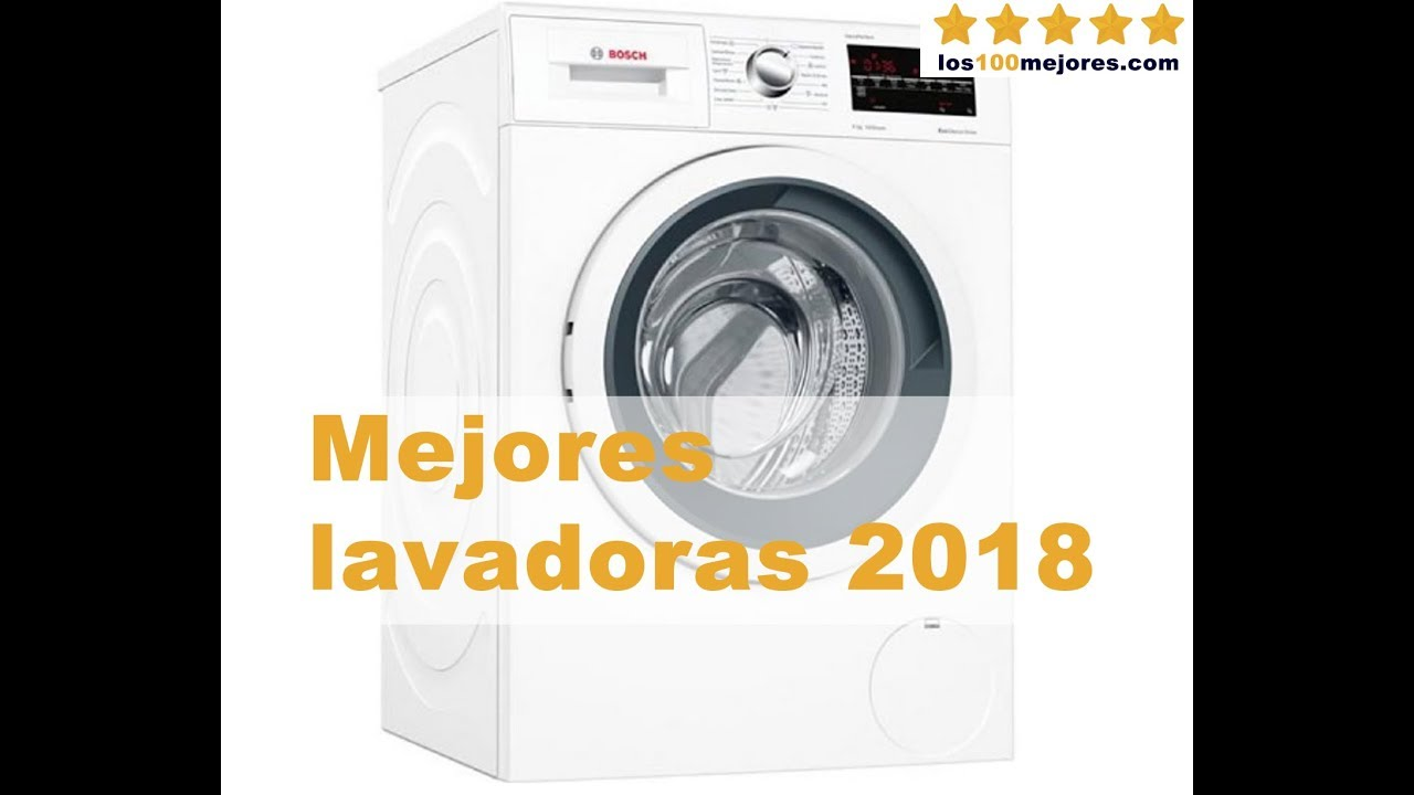 70065f1fd ▷ Las mejores lavadoras 2019 - los100mejores.com