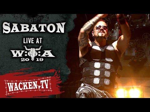 Sabaton - 3 Songs - Live at Wacken Open Air 2019