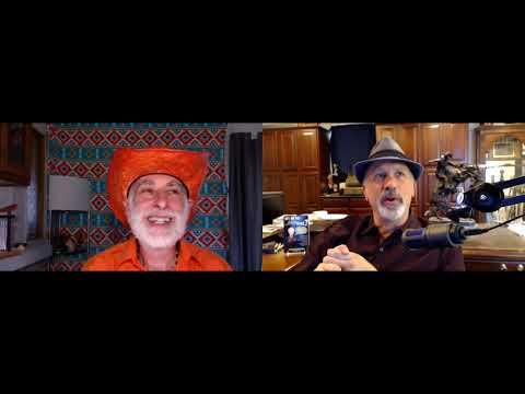 Thought Leader Life with Mitchell Levy The AHA Guy an Swami Sadashiva Tirtha, The Orange Cowboy