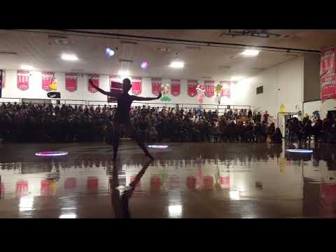 LED Performance at Moon Valley High School