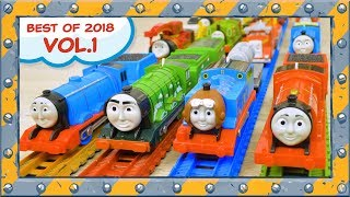 Best Challenges 2018 Compilation Vol.1 | TrackMaster | Thomas and Friends