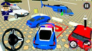 City Police Officer Simulator | Open World - Android Gameplay FHD Modern Police Car Parking 2020