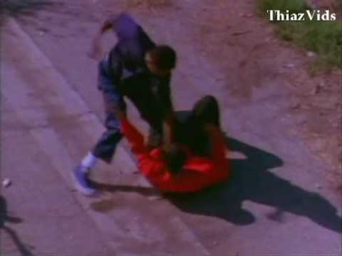 Crips and Bloods - Gang Fight - YouTube
